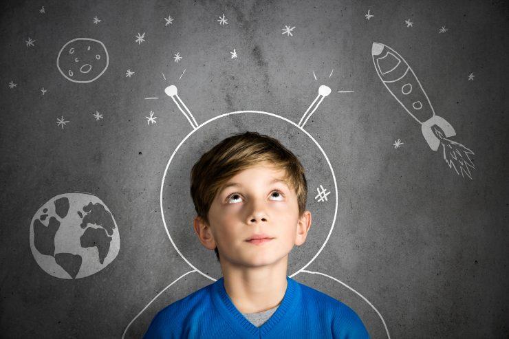 Epidemija je Žanu preprečila organiziranje astronomskega tabora. Vir: Adobe Stock