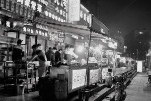 Tržnica na Kitajskem. Vir: Pixabay