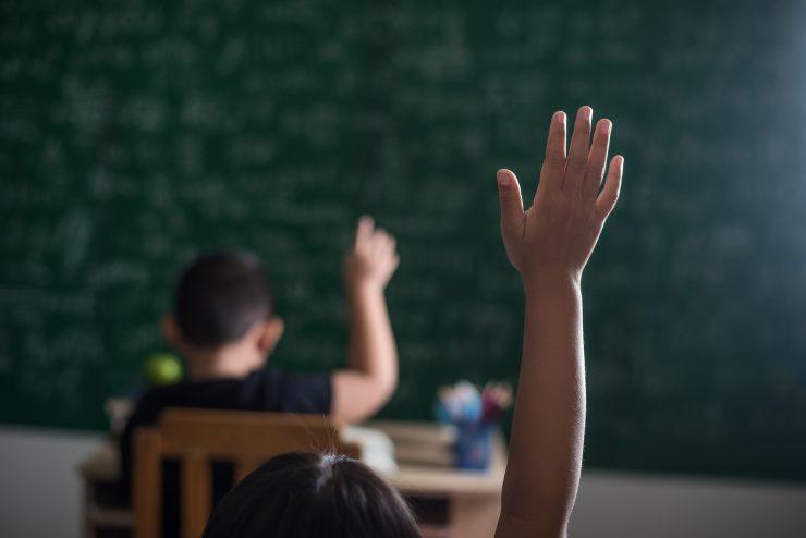 V šolah bo še vedno treba skrbno izvajati higienske ukrepe. Vir: Freepik