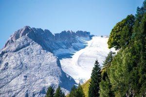 Ledeniki se talijo z rekordno hitrostjo. Vir: Pixabay