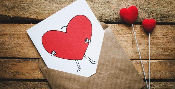 Valentinovo praznujemo 14. februarja.