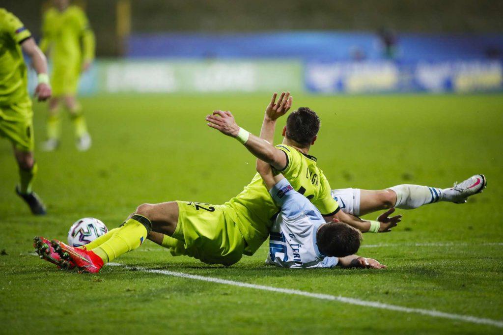 Eno od prizorišč tekem v Sloveniji je stadion v Celju. Foto: Anže Malovrh/STA