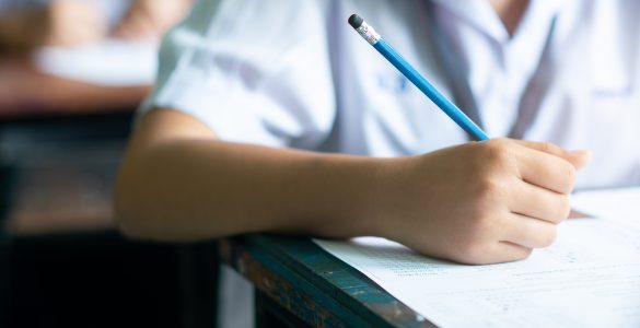 V obeh razredih se bodo učenci preizkusili v učnem jeziku in matematiki ter tujem jeziku (6. razred) in izbirnem predmetu (9. razred). Izbirajo lahko med tujim jezikom, biologijo, zgodovino in športom. Vir: Freepik