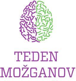 Teden možganov poteka vsako leto tretji teden marca. Vir: sinapsa.org