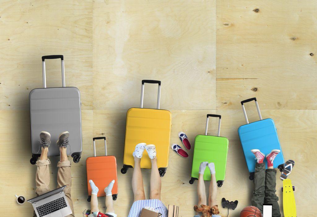 Družinske počitnice pomagajo pri sprostitvi. Vir: Adobe Stock