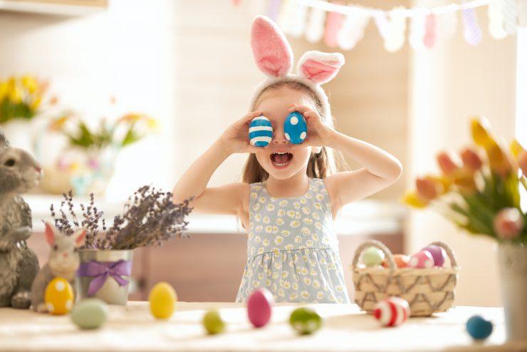Velikonočni prazniki so lahko zelo zabavni. Vir: Adobe Stock
