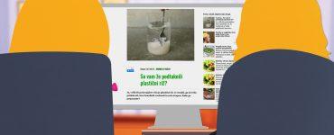 Lažna novica o plastičnem rižu je že zelo stara. Posnetek: Anže Sobočan