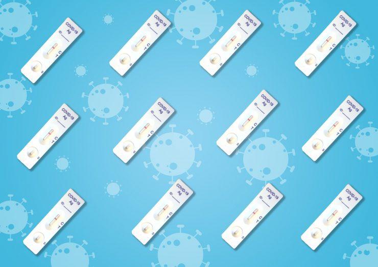 Če bo PCR test negativen, lahko otrok normalno nadaljuje pouk. Vir: Pixabay