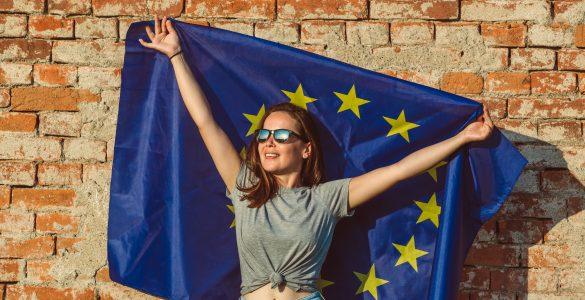 Vse od rojstva Evropske unije na njenih tleh ni bilo vojne, kar je gotovo vredno proslavljanja. Vir: Freepik
