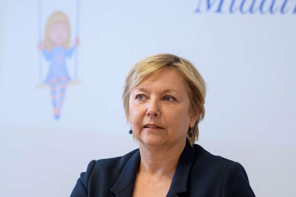 Predsednica ZPMS Darja Groznik. Foto: Nebojša Tejić/STA