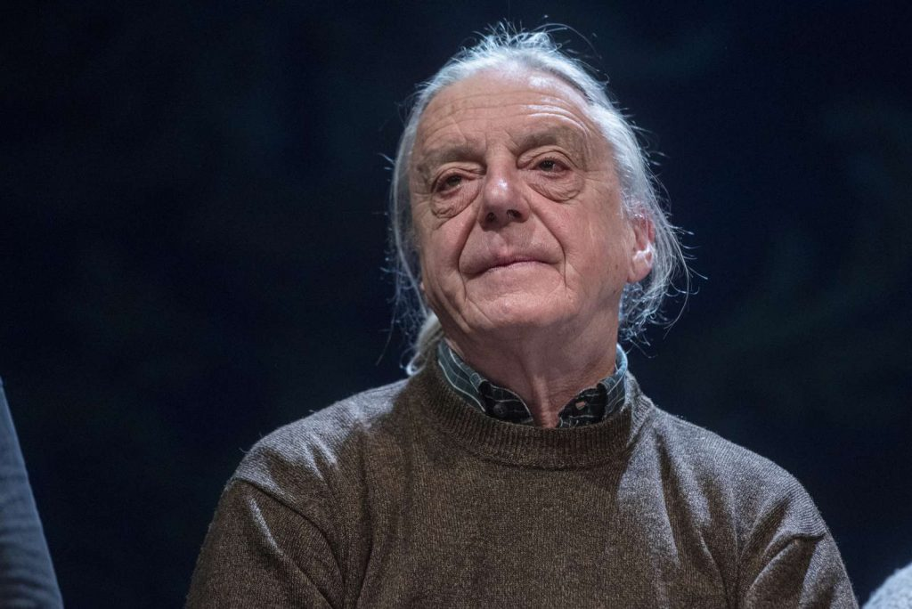 Andrej Rozman Roza. Foto: Bor Slana/STA