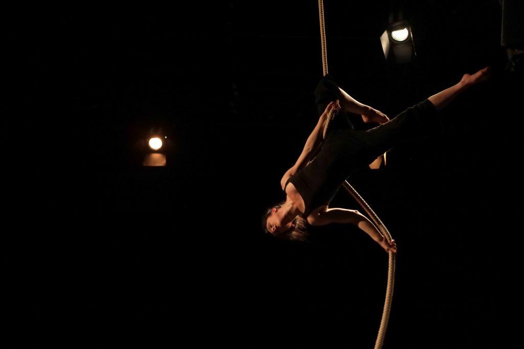 Najbolj zanimive akrobacije so še vedno tiste, ki se dogajajo v zraku. Vir: Zavod Buffeto