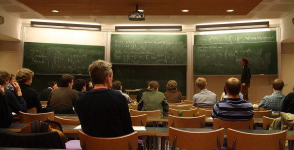 Na kongresu bodo predavanja tudi o tem, kako približati matematiko otrokom. Vir: Flickr