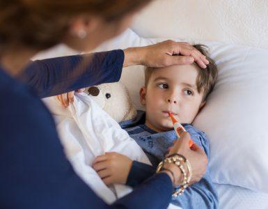 Zaradi manjše odpornosti je na Novi Zelandiji naenkrat zbolelo več otrok. Vir: Adobe Stock