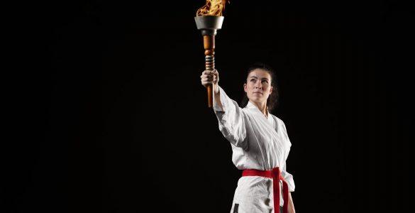 Prižig olimpijskega ognja velja za enega najbolj čarobnih trenutkov vsakokratne otvoritvene slovesnosti. Vir: Freepik