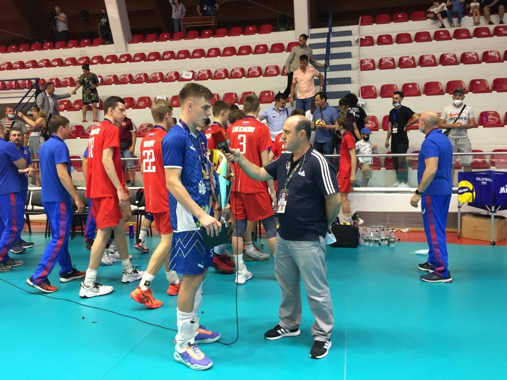 Miha Okorn je postal najboljši igralec turnirja. Foto: T. O.