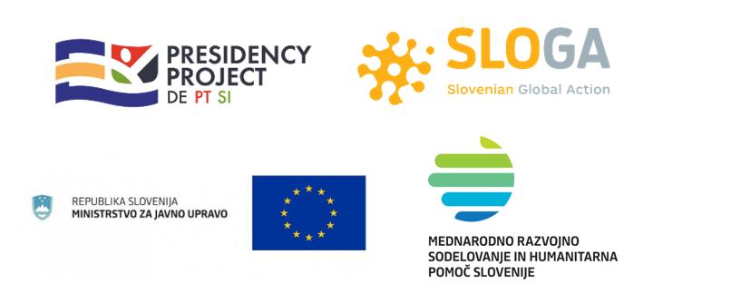 Logotip Platforma Sloga, projekt Predsedovanje