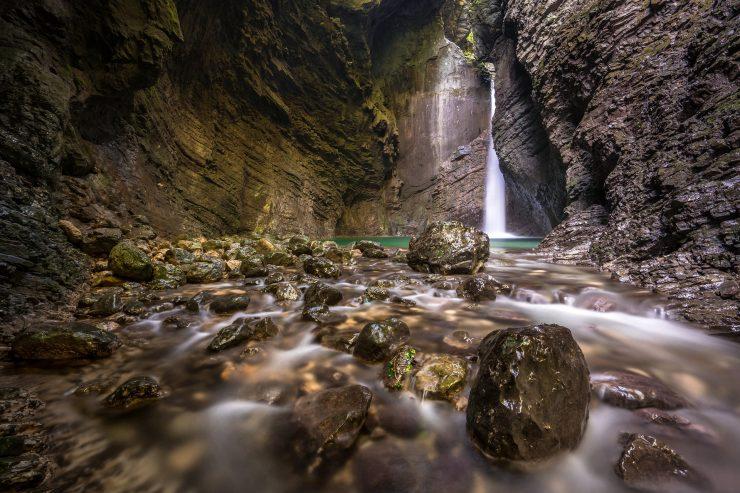 Slovenija je srečna dežela, saj imamo obilo vodnih virov. Vir: Pixabay