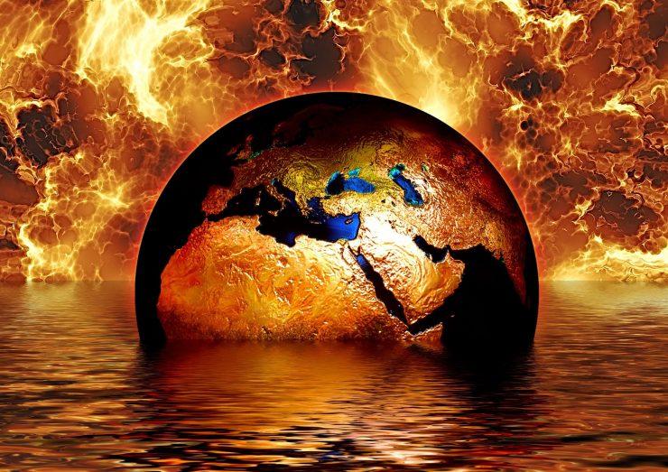 Za segrevanje ozračja je v veliki meri odgovoren človek, kaže poročilo. Vir: Pixabay