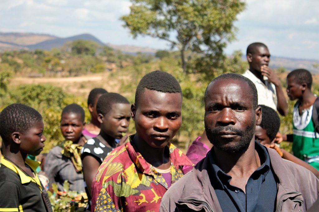 Mnogim afriškim državam primanjkuje cepiv. Vir: Pixabay