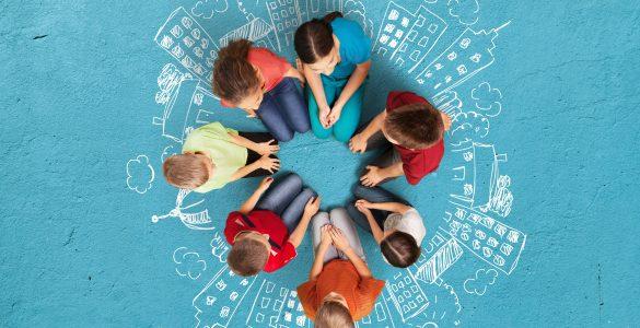 S projektom ozaveščamo o pomenu globalnega učenja za otroke in mlade. Vir: Adobe Stock