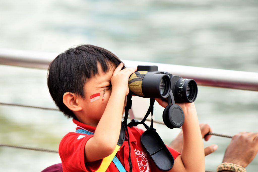 Singapurski otroci. Vir: Pixabay