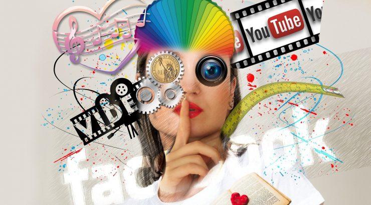Svoboda na družbenih omrežjih. Vir: Pixabay