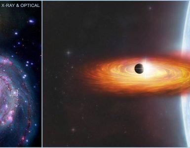 Nasini znanstveniki so morda odkrili prvi planet zunaj naše galaksije. Vir: Nasa