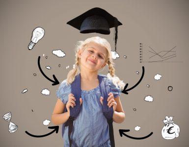 Digitalne spretnosti bi bilo treba okrepiti tudi v šolskem kurikulumu. Vir: Freepik