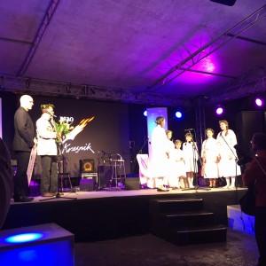 Folklorna skupina Tine Rožanc