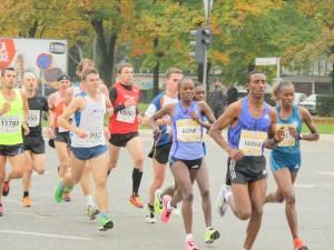 V skupini je tudi zmagovalka maratona.